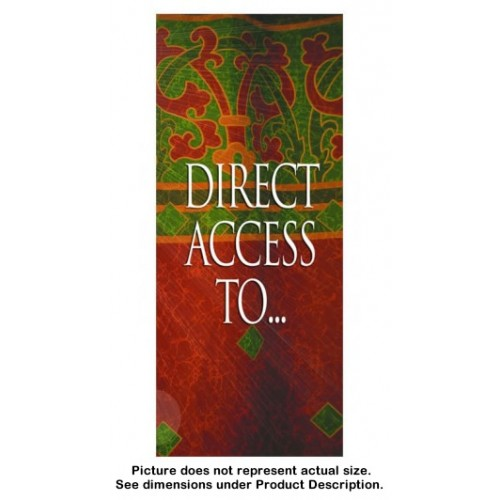 Direct Access to the Throne of Grace (100 copies)