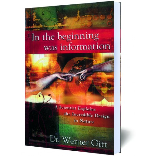 In the Beginning was Information