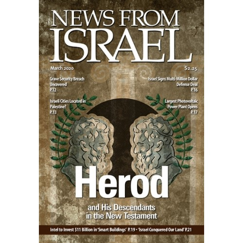 News From Israel March 2020