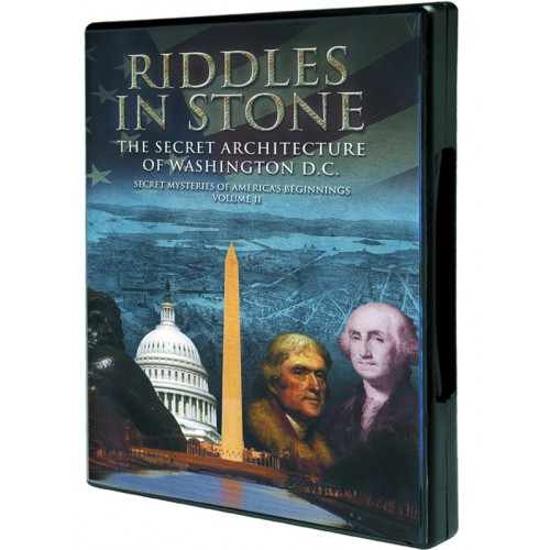 SMAB 2-Riddles in Stone: Secret Architecture of Washington DC