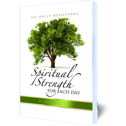 Spiritual Strength For Each Day