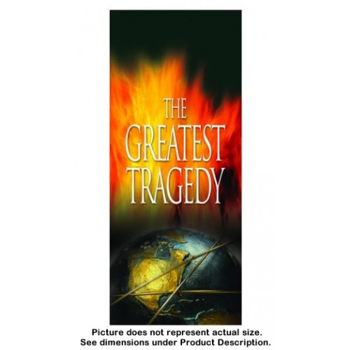 The Greatest Tragedy (100 copies)