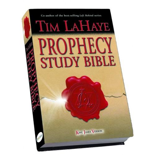 Tim LaHaye Study Bible KJV (Hardcover)