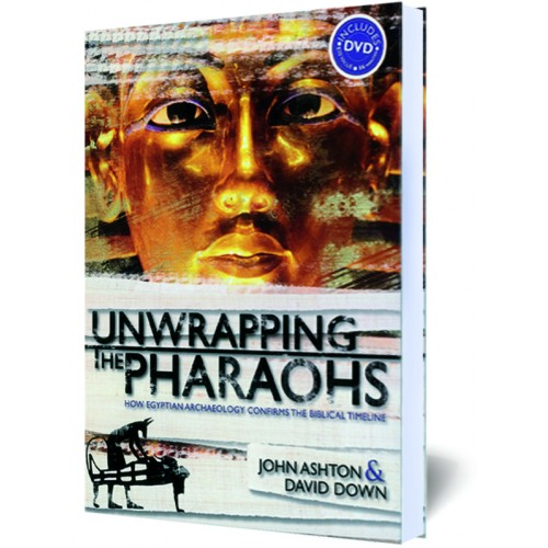 Unwrapping the Pharaohs (DVD included)