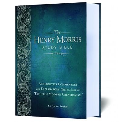 Henry Morris Study Bible KJV - Hardcover